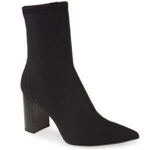 JEFFREY CAMPBELL Siren Pointed Toe Bootie …